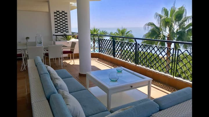 MI CAPRICHO 12  BEACHFRONT APARTMENT