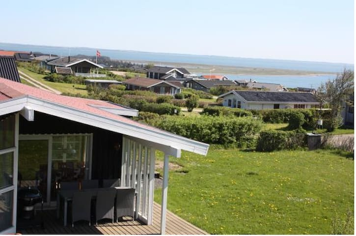 Sommerhus med vandudsigt - Lemvig - Cabin