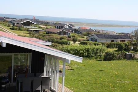 Sommerhus med vandudsigt - Lemvig