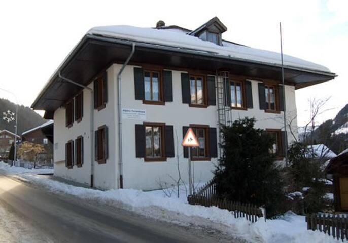 Alpina Ferienwohnung