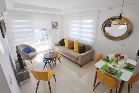 CLEOPATRA Beach, CITY Centre, Apt. for Rent!