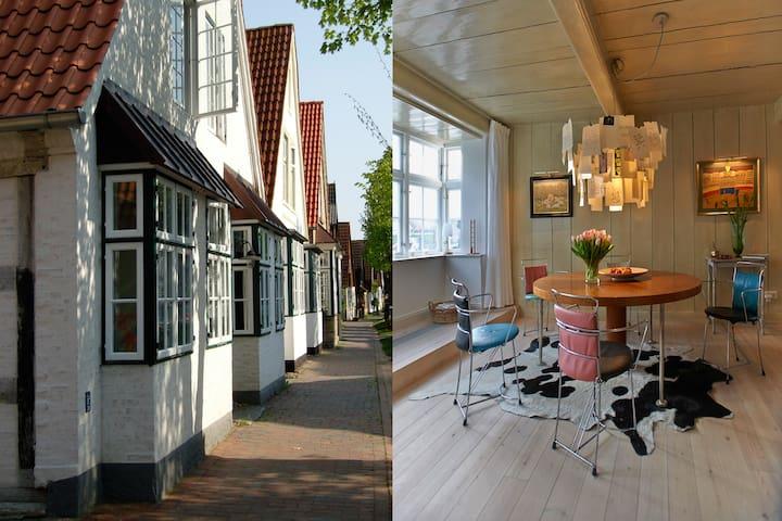 Altstadthaus Fjorde-Arnis - Arnis - Rumah