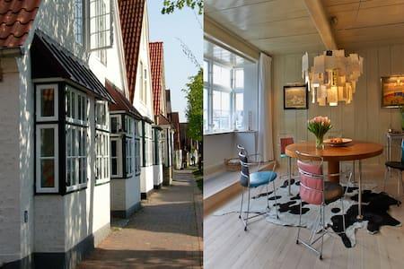 Altstadthaus Fjorde-Arnis - Casa