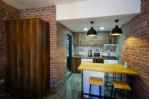Vavilla Apartment Turquoise