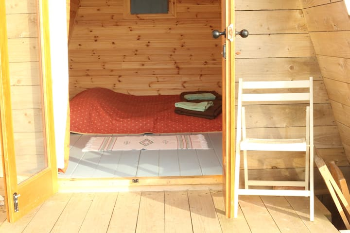 Wheems Eco Cabin 2 - Curlew - Orkney - Cabin