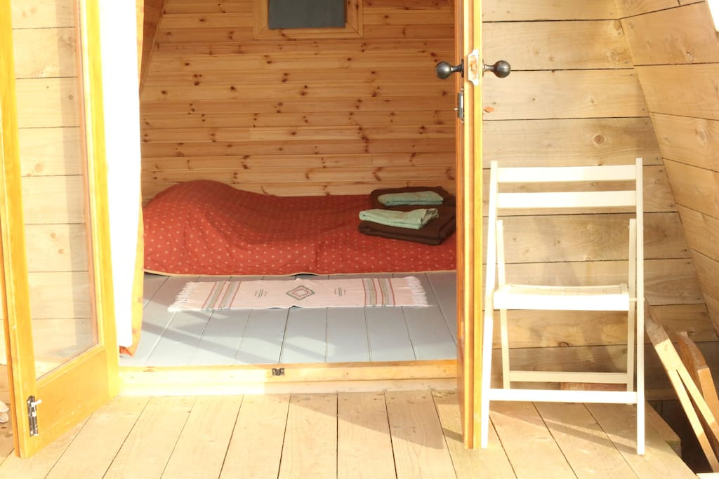 Wheems Eco Cabin 2 Curlew Cottages For Rent In Orkney