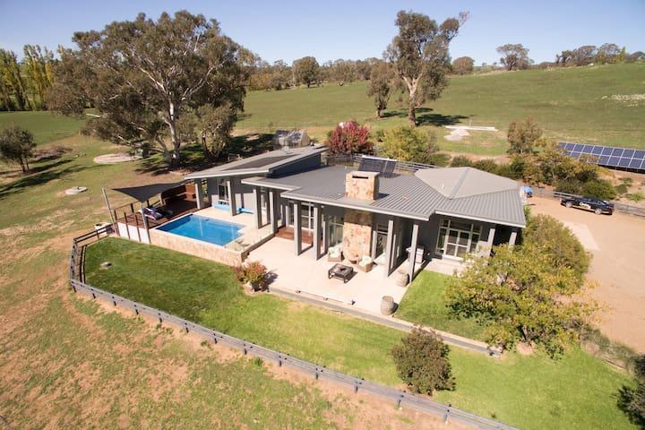 Windera Retreat, Orange NSW