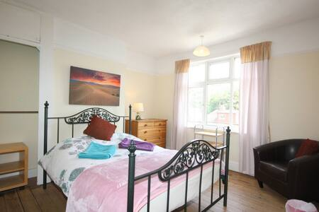 comfortable , warm double room use of house