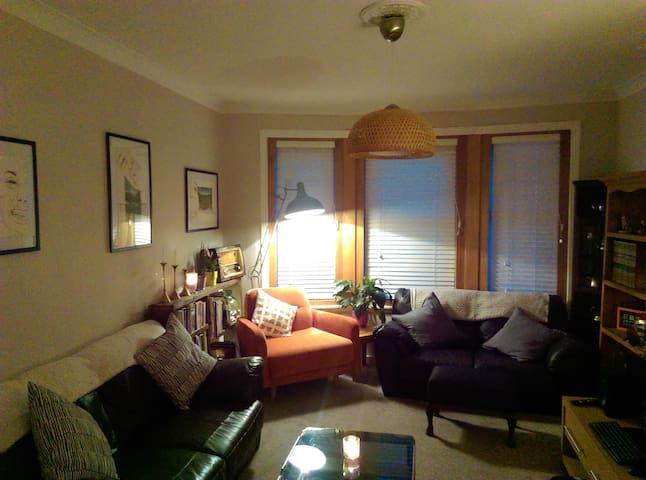 Bright, comfortable room near westend