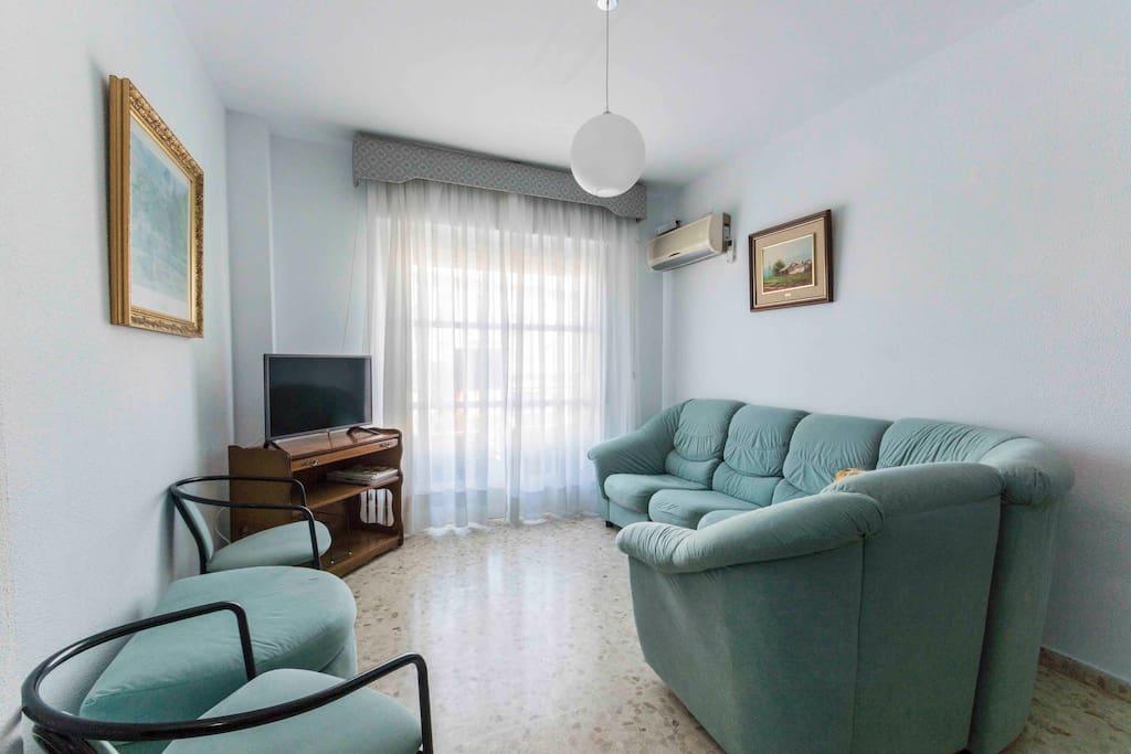 Apartamento en centro de chiclana apartments for rent in chiclana de la frontera andaluc a spain - Apartamentos chiclana ...