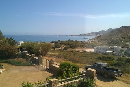 Sea View Apartment - Stelida - Apartemen