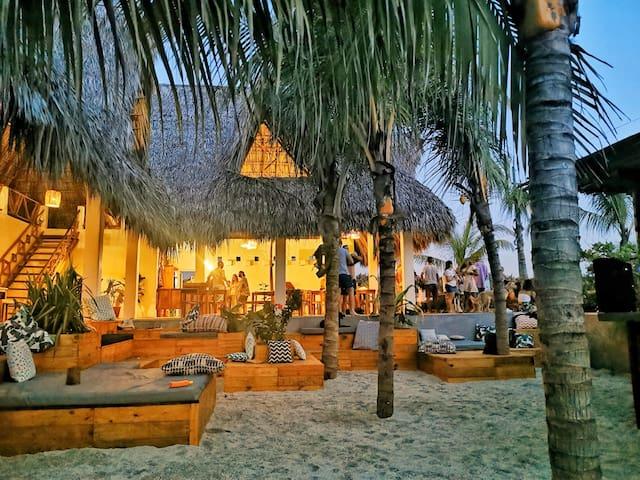 Mellow Hostel El Paredon - The Tipi Room