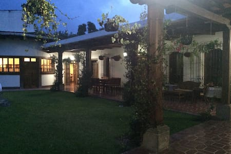Beautiful house in Antigua Guatemala - Huis