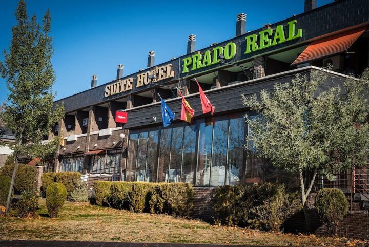 Hotel Prado Real un lugar por descubrir