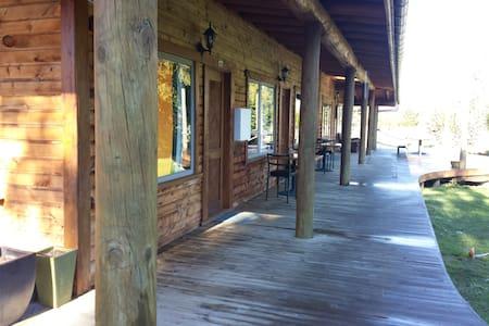 Alamo Lodge - Sika - Pensió