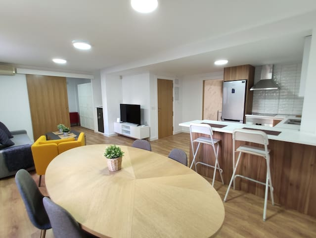 Apartamento inmejorable pleno centro