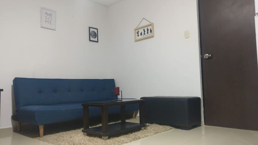Cómodo y Privado apartamento tipo Loft #1