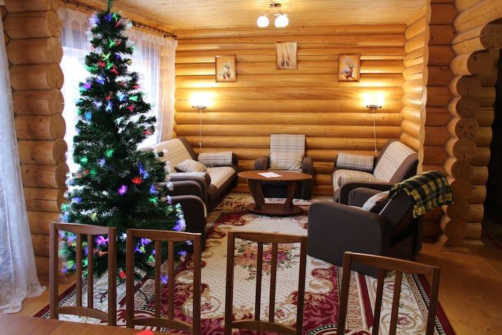 GreenDays 7.24 - Зелёный гостевой дом - Krasnozavodsk