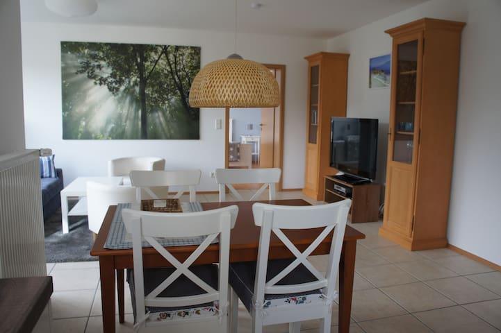 Helle freundliche Ferienwohnung im Grünen - Bergisch Gladbach - Appartement