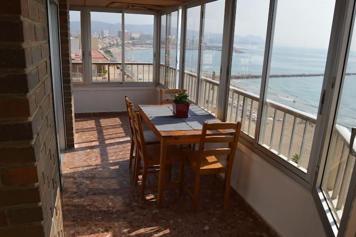 95 sq m apartment in Campello 30 m far from beach