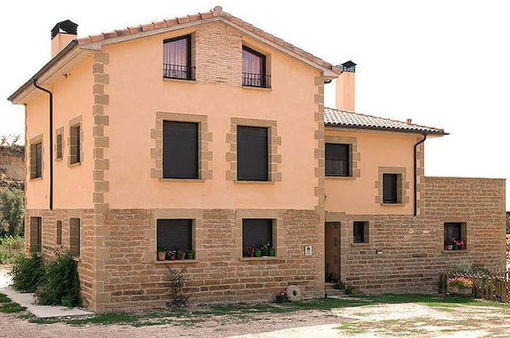 Casa Carrera 1 - Biscarrués - House