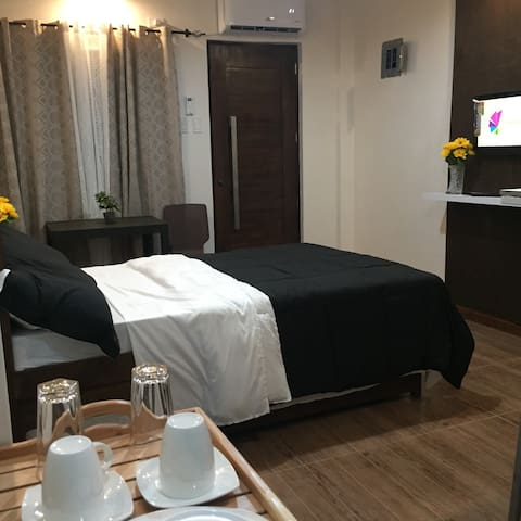 Mirasol Residences, Room 3, (Cam Sur themed room)