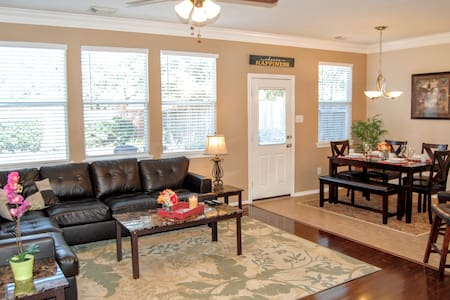 Comfortable 3 Bedroom Home in Excellent Katy - Katy - House