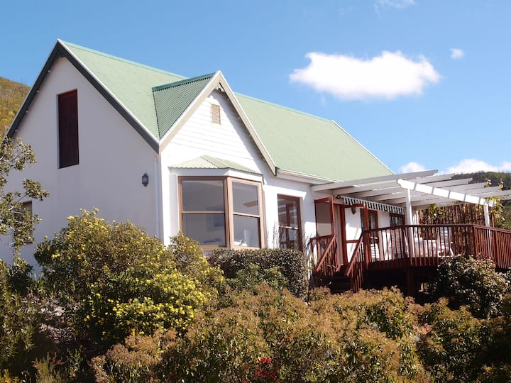 Welcome to a tranquil paradise in Belvidere Knysna