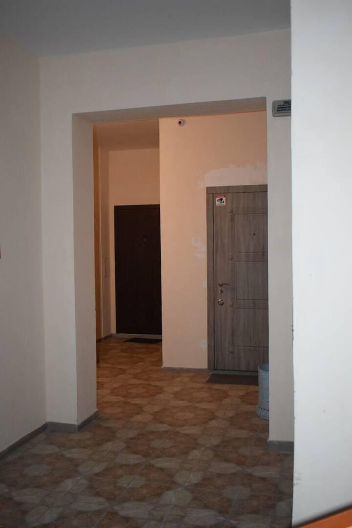 Уютные апартаменты в элитном доме, с новым ремонт