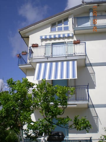 Appartamento in riva al mare - Marina di Ascea