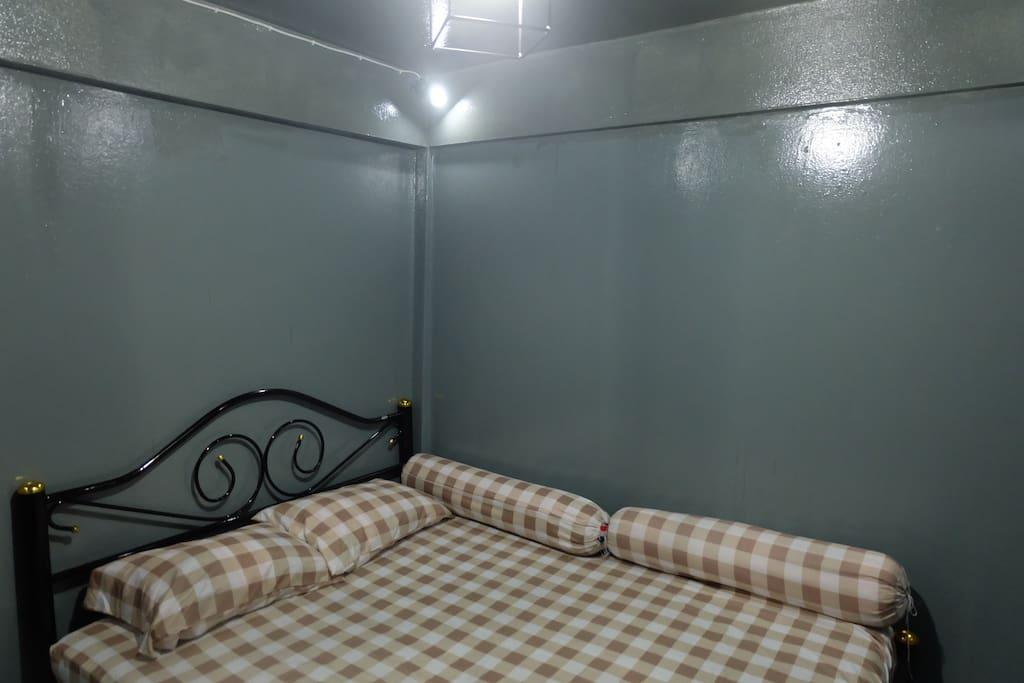 简单独立卫生间房