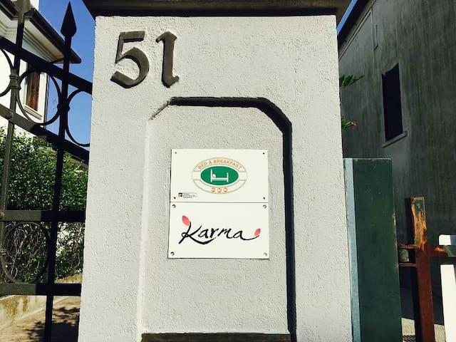 KarmaB&B Mestre | Doppia singola 10min stazione