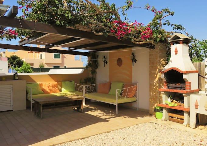 Charmante petite maison typique - Pêra - Casa