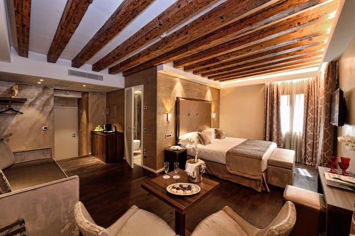 ROSA SALVA HOTEL, Junior Suite