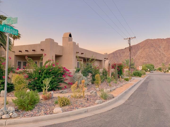 """Casa Arroba"" Spectacular Desert Retreat"