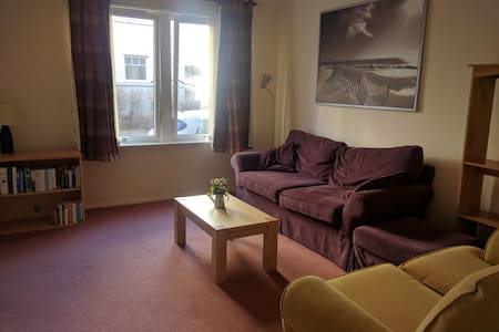 Quiet City Centre flat with off-street parking - Aberdeen - Pis