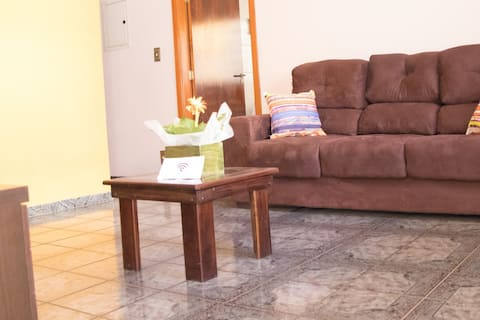 Casa confortável em Guaratinguetá