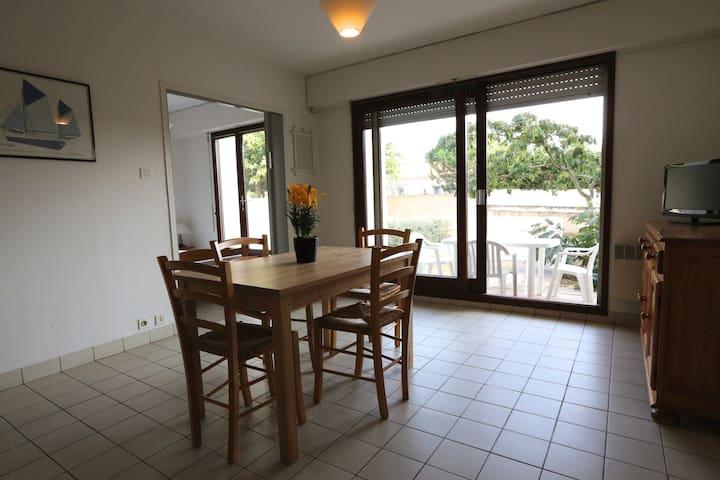 Appartement T2 RDC - Bretignolles-sur-Mer - Apartment