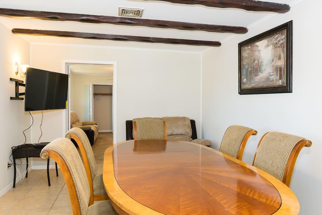 Dining Room of Unit B