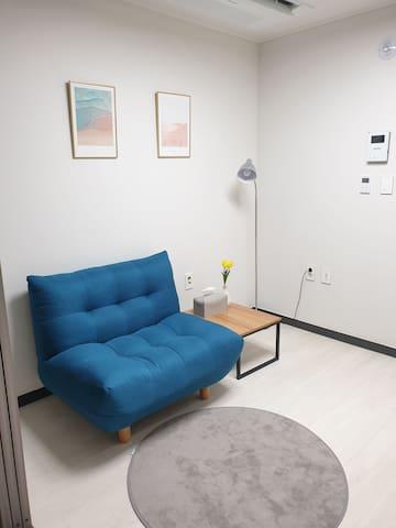 [동국대병원/kintex] Self checkin/인근무료주차장/조용하고 깨끗한 숙소♡