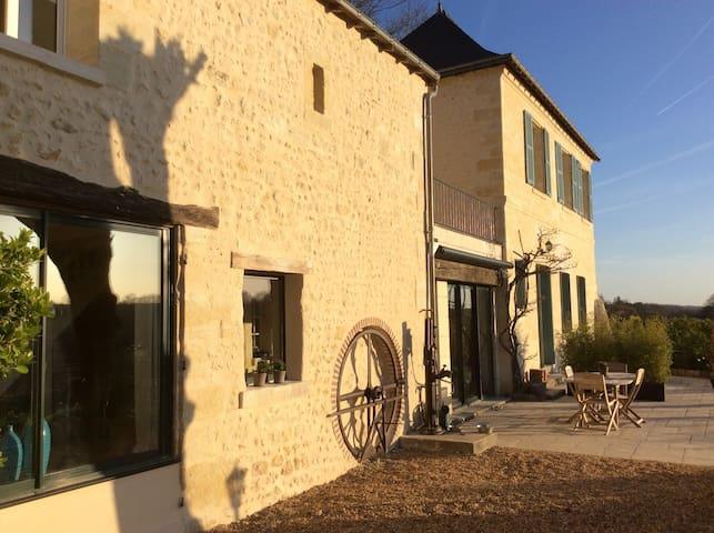 Maison d'hôte la Vigneronne