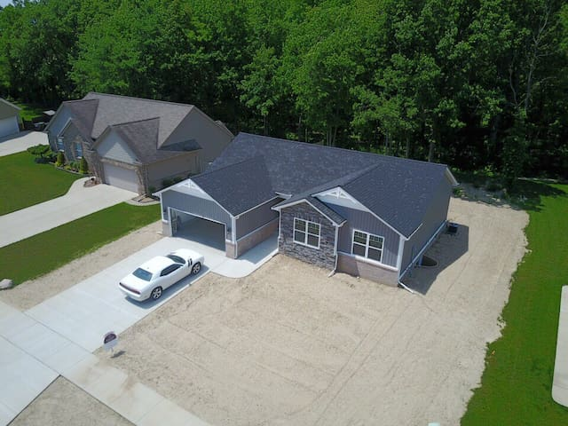 Brand new home in the Newport area!