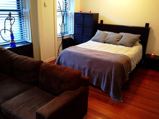 GRAND CENTRAL MIDTOWN ROOM W/ PRIVATE TERRACE!!!
