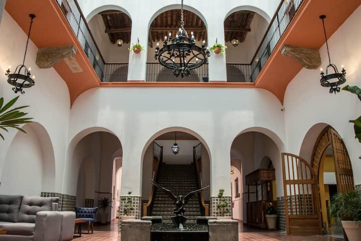 Habitación Doble/HOtel Real de Castilla/#101