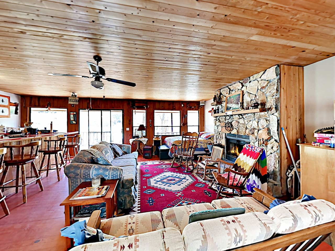 Welcome to Hendersonville! This cabin is professionally managed by TurnKey Vacation Rentals.