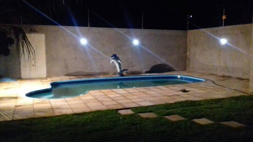 Tatuamunha - casa com piscina, 03 quartos - Porto de Pedras - Pis