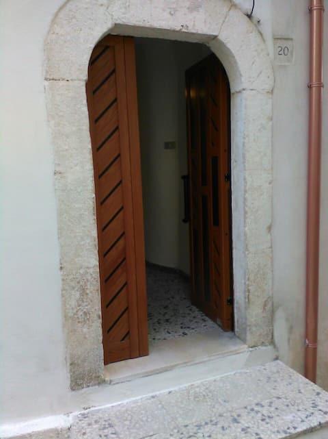 Tiny flat in Gargano