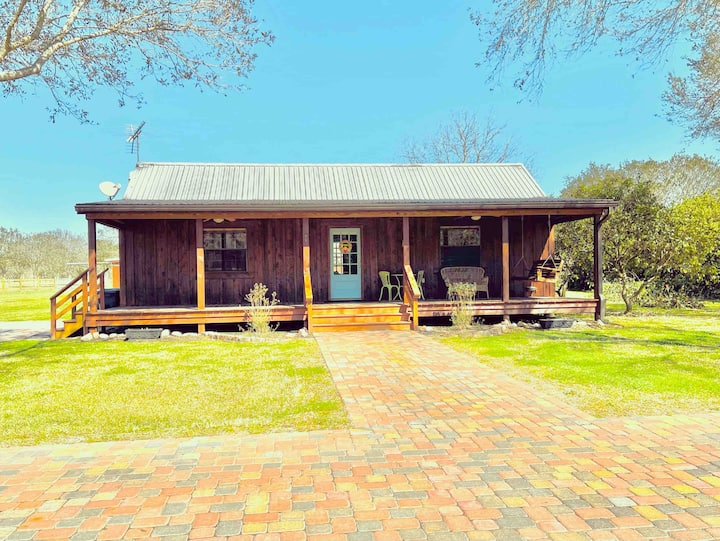Bayou Blue Cottage