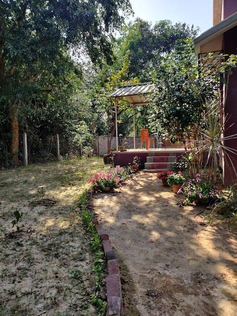 Panchavati Homestay Room 1