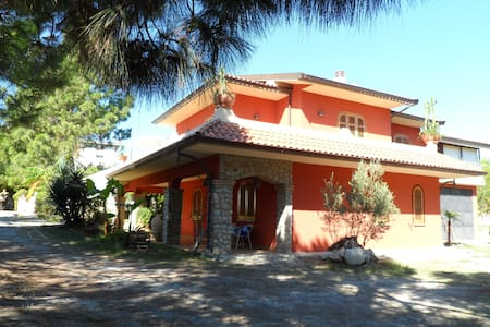 Appartamento in villa - Roccella Ionica - Apartment